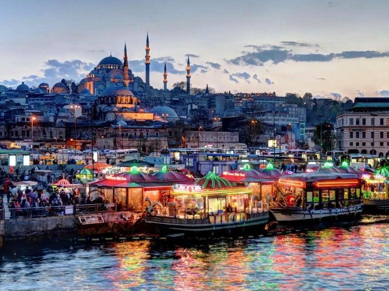ISTANBUL + KAPADOKIJA