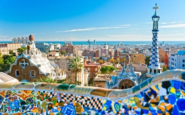 Barselona jesen