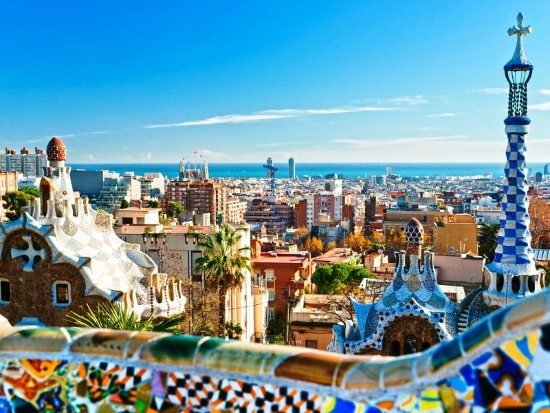Barselona putovanja