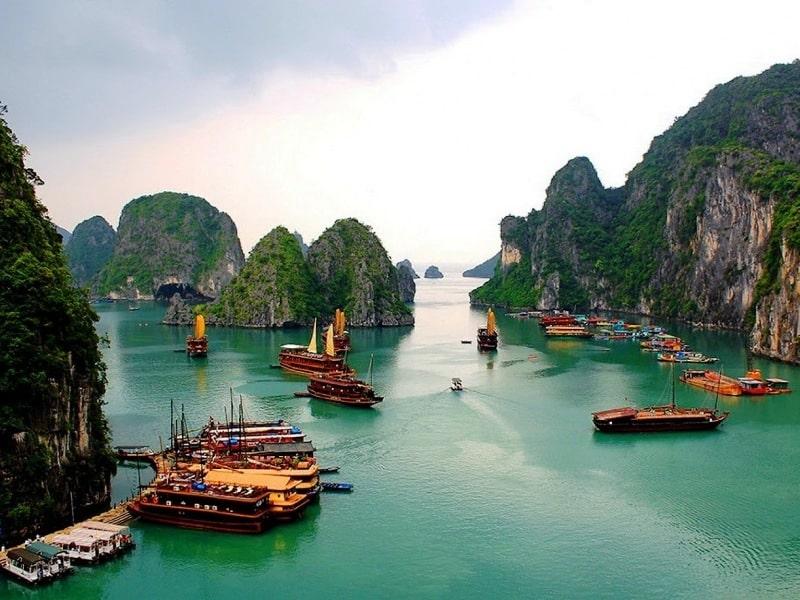 TAJLAND-LAOS-VIJETNAM - 23 dana