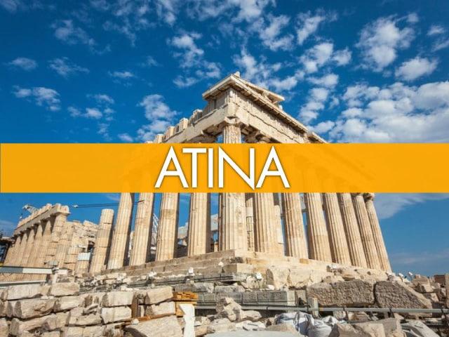 ATINA - Nova Godina 2018.