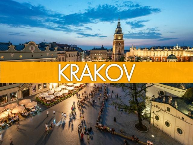 KRAKOV - Nova Godina 2018.
