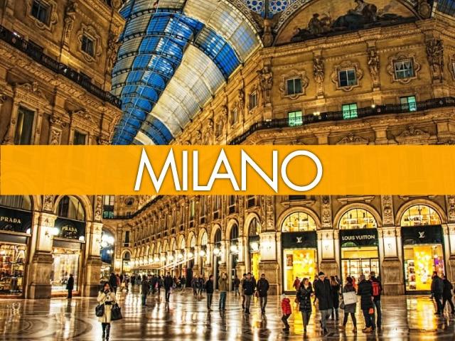 MILANO - Nova Godina 2018.
