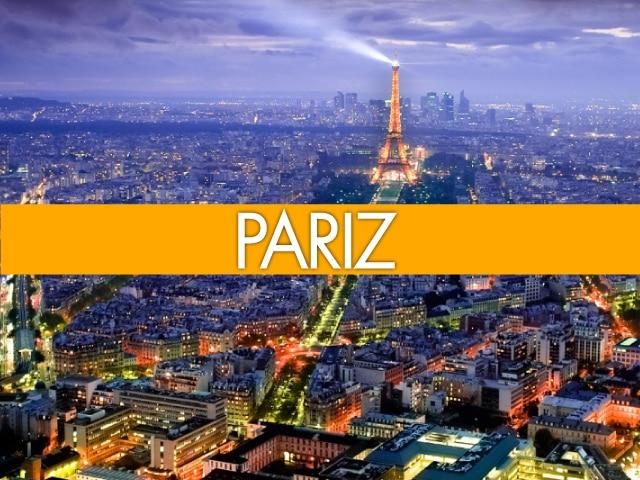PARIZ - Nova Godina 2018.