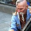 Krakov - ulični svirač