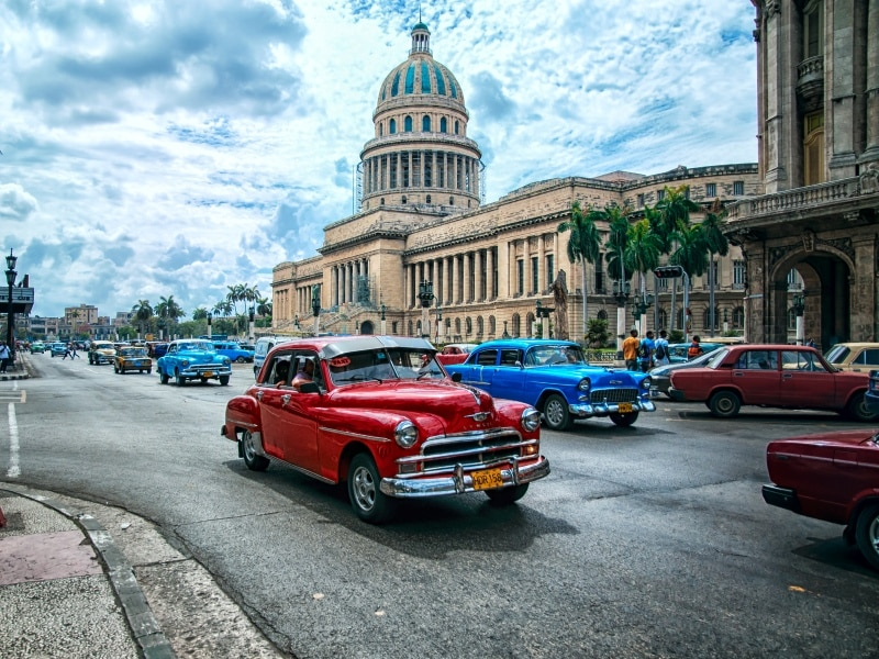 KUBA - 17 dana