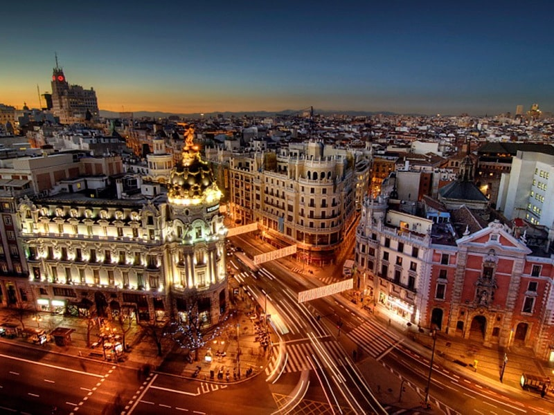 MADRID - AVIO