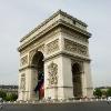 Pariz - trijmfalna kapija
