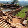 Sri Lanka - Sigiriya - Lavlja - stena - rusevine - kraljevstvo