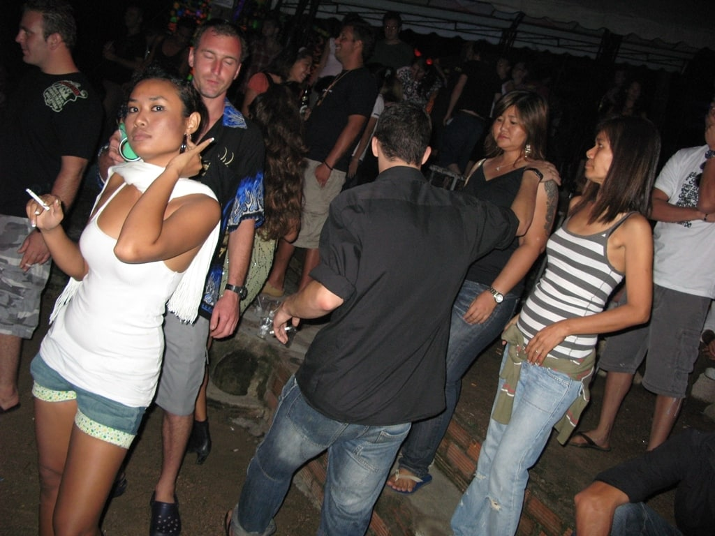Ostrvo samui party