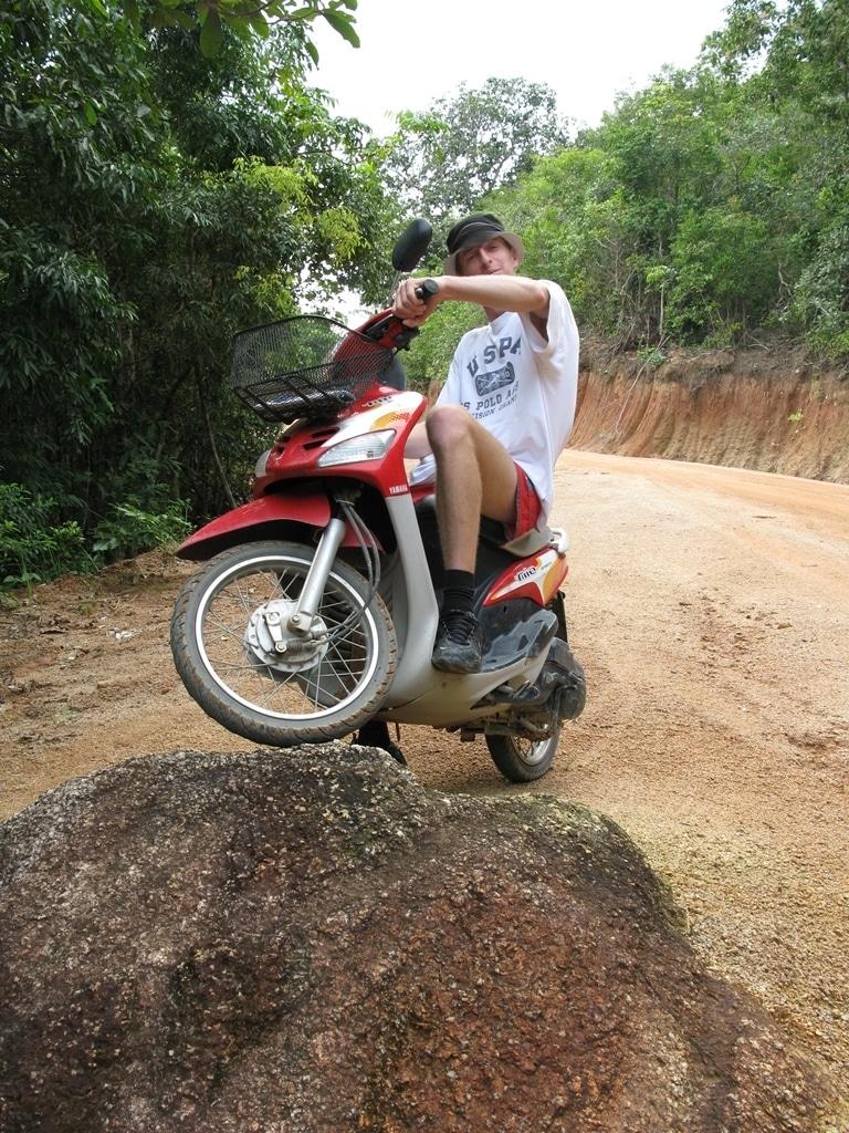 Tajland Avantura MangaTrip