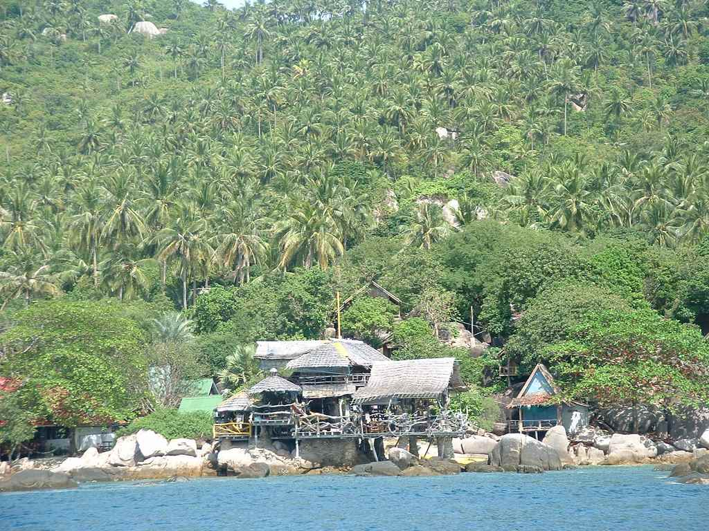 Koh Phangan ostrvo