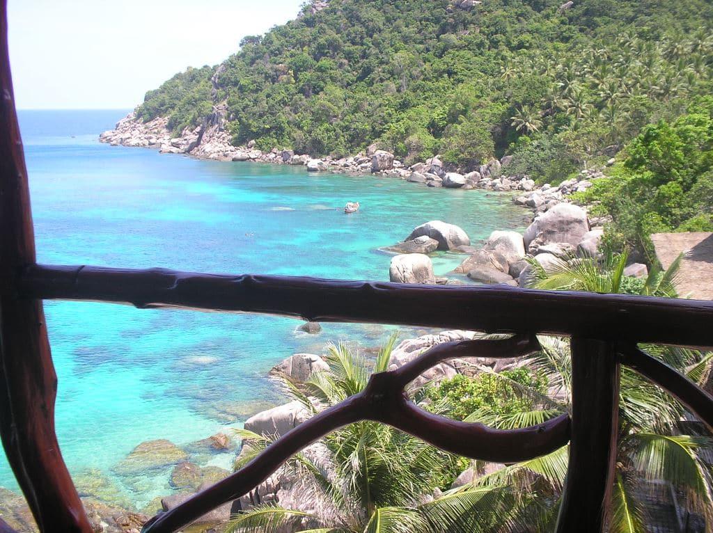 Koh Tao ostrvo