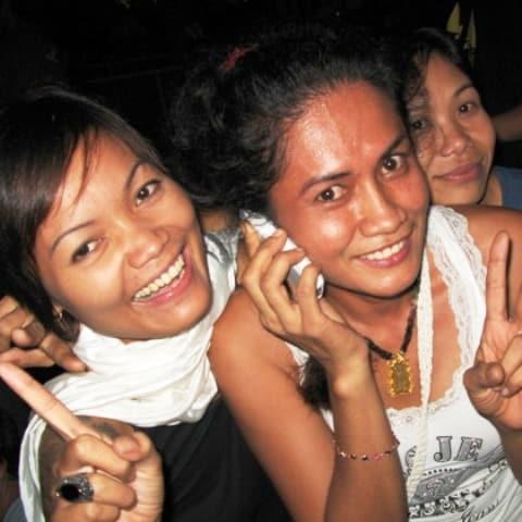Tajland - party