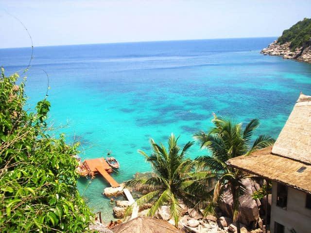 Tajland - ostrvo Koh Tao - raj za ronioce
