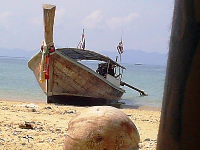 Tajland - plaža Koh Phan Gan