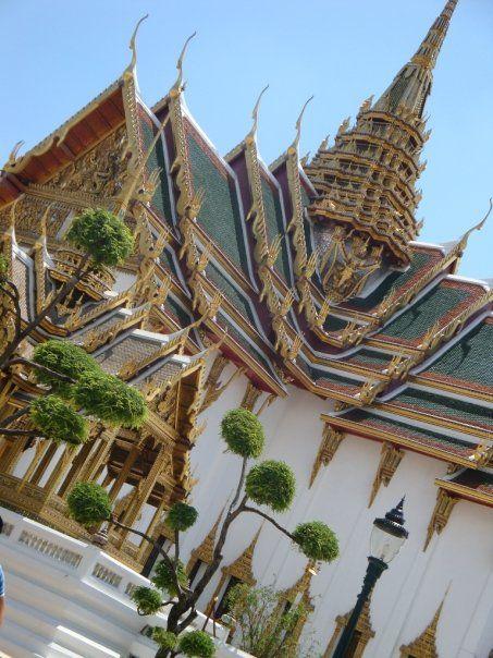 Tajland - Kraljevska palata (Grand Palace)