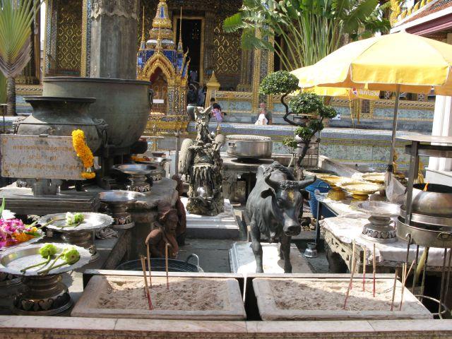 Tajland - kraljevska palata