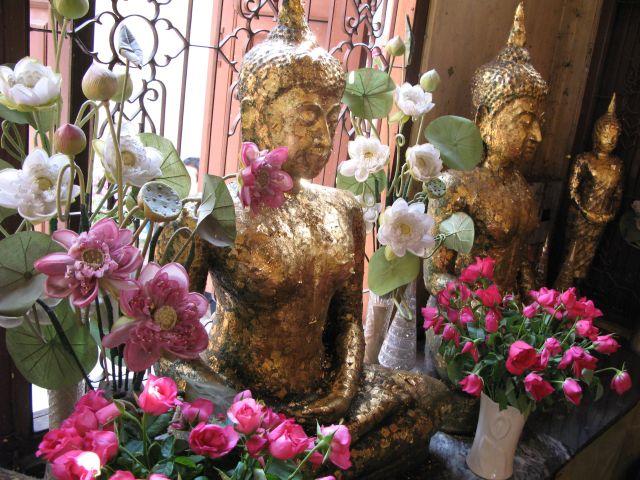 Tajland - Buda