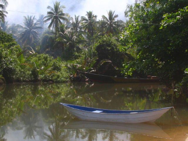Tajland - Jezero i džungla