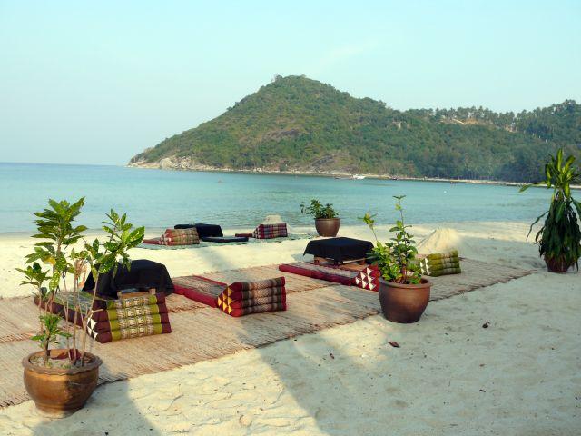 tajland - Tong Nai Pan bay