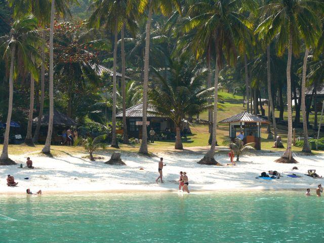 tajland - Marine Park