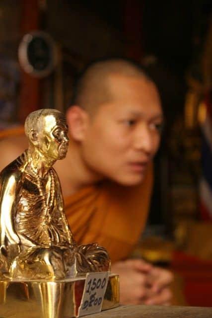 tajland - sveštenstvo