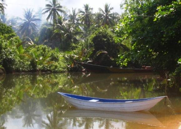 tajland - jezero