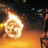Tajland - bacači vatre