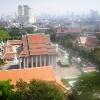 Tajland - Bangkok panorama