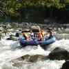 Tajland - rafting