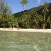 Tajland - koh Phan Gan - plaža