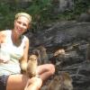 Tajland - igra sa majmunčićima
