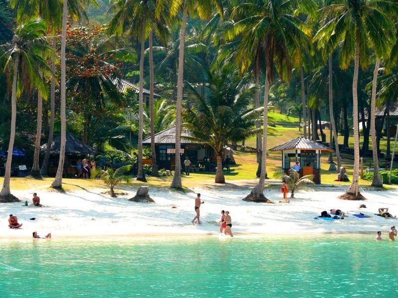 Tajland avantura