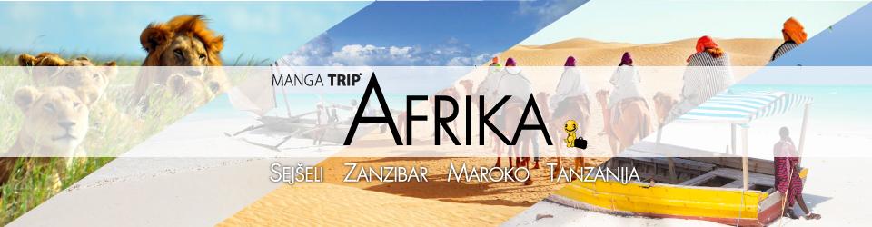 Afrika - Mangatrip putovanja