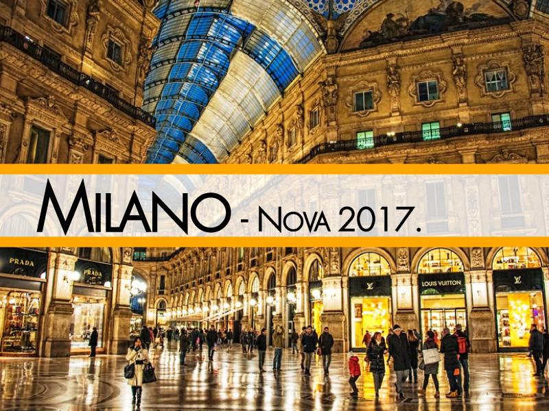 Milano Nova godina