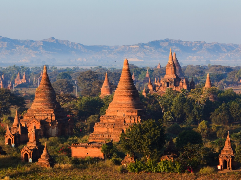 BURMA (MYANMAR) - 15 dana