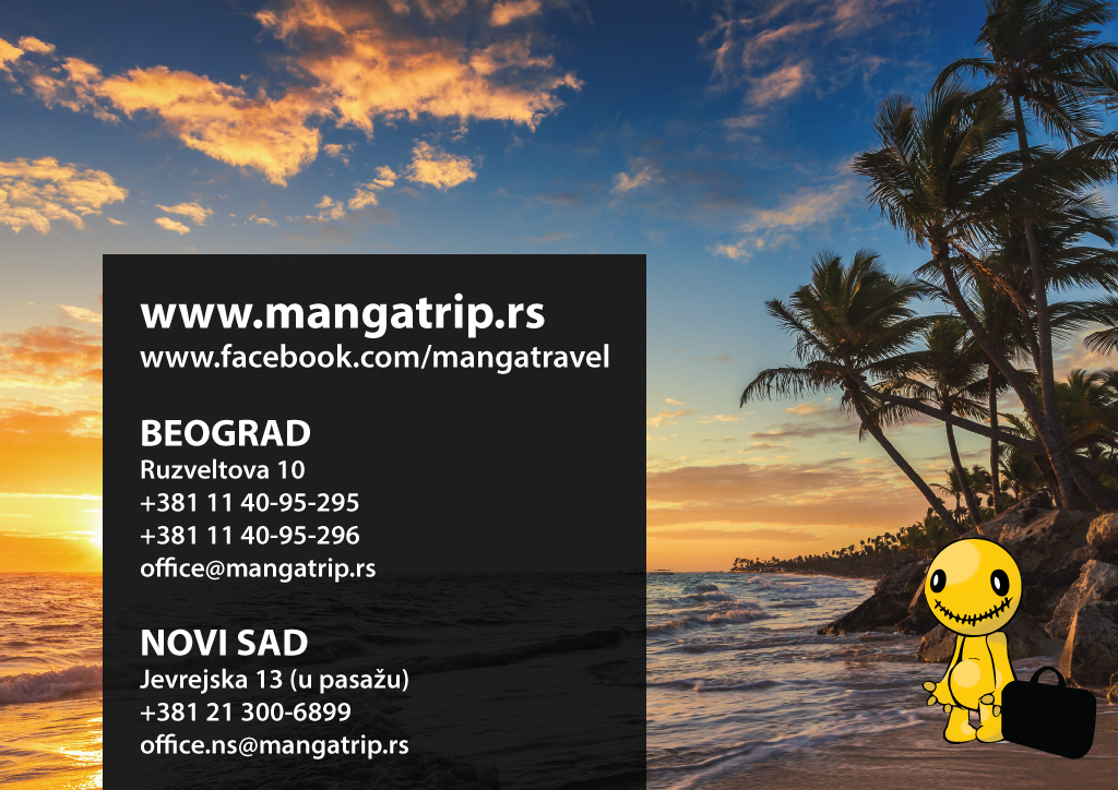 Porodična putovanja - Manga Travel