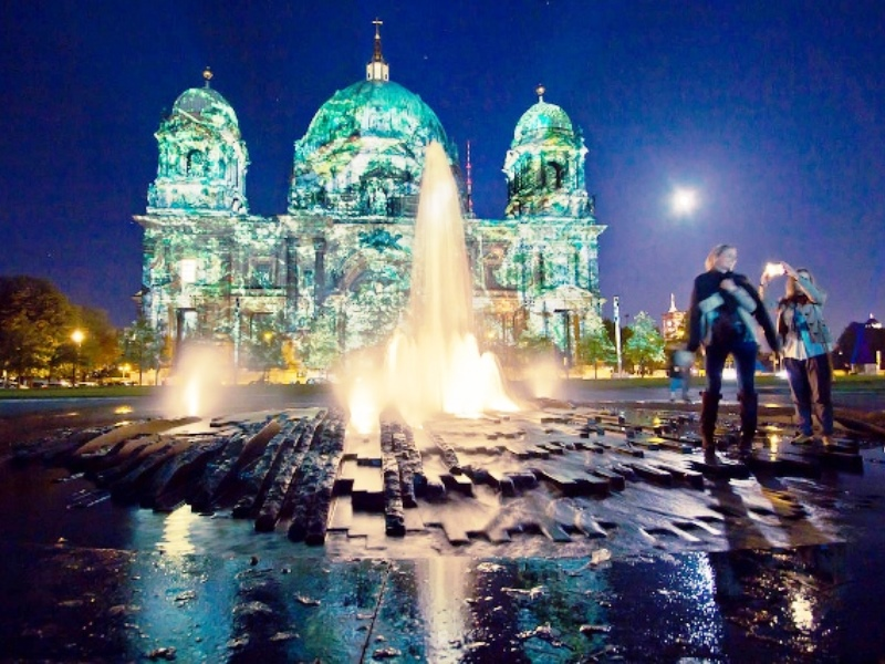 BERLIN - 1. MAJ