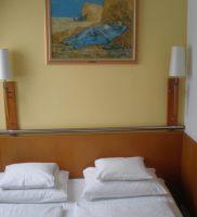 Veritas hotel Budimpesta
