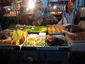 Ulicna hrana na Tajlandu