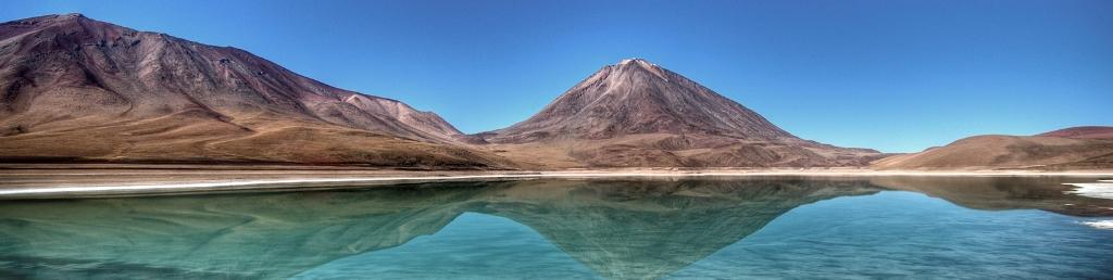 Laguna Verde Bolivija