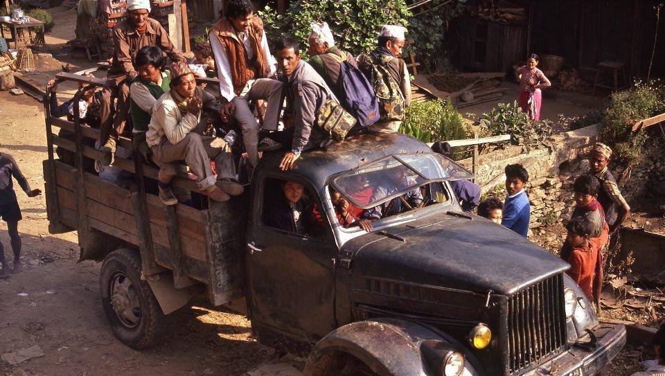Selo u Nepalu