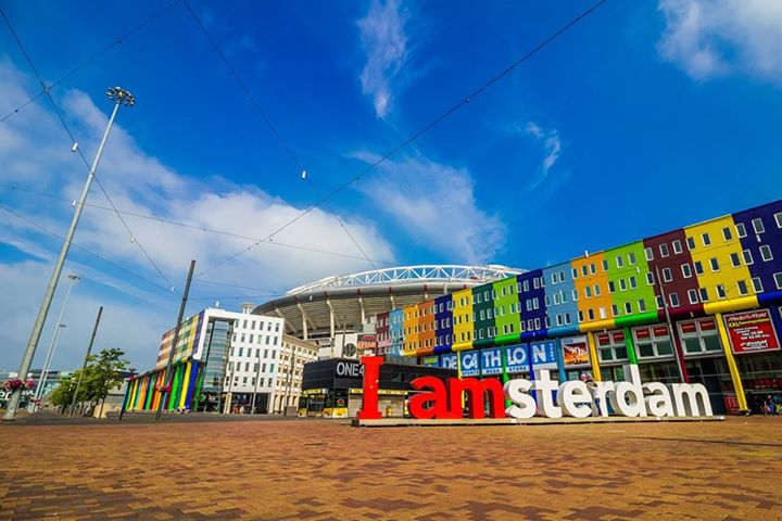 AMSTERDAM-avgust