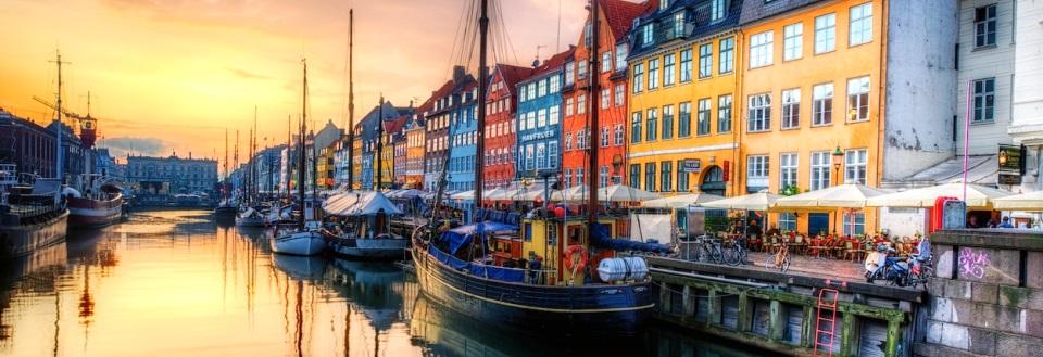 Kopenhagen 1 Manga Trip