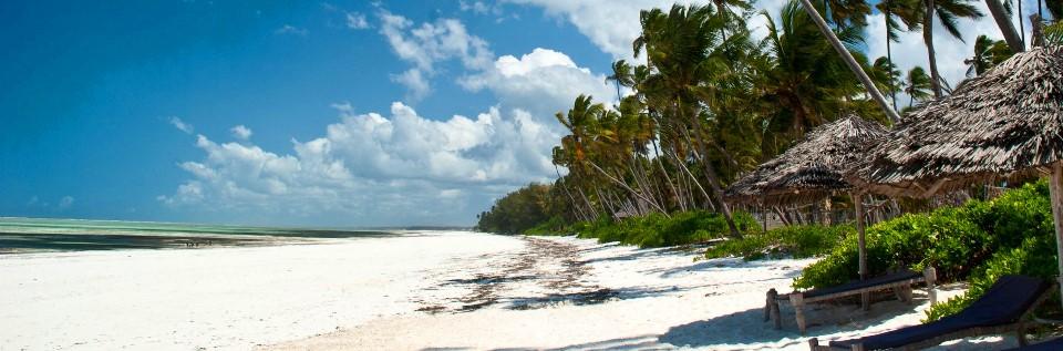 Zanzibar plaža