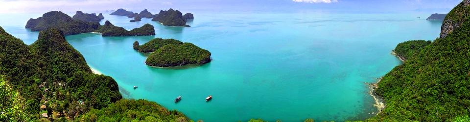 Angthong-Marine-Park