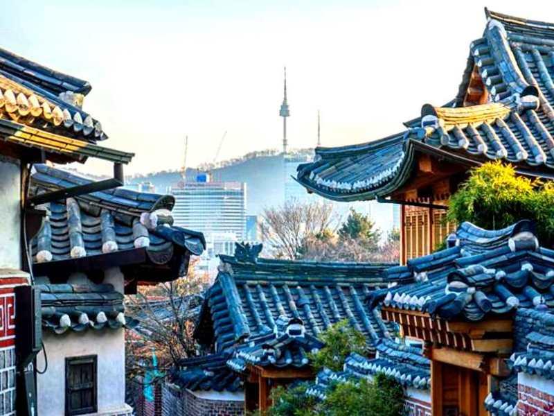 JAPAN - JUŽNA KOREJA