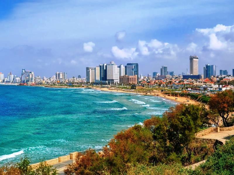 IZRAEL - 7 dana
