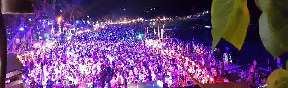 Full Moon Party Tajland